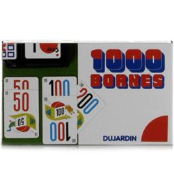 1000 bornes de poche