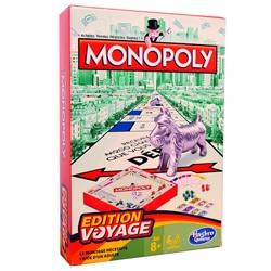 Monopoly édition voyage