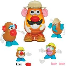 Monsieur Patate Safari - Toy Story