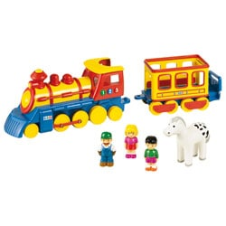 Train + Figurines