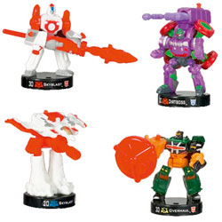 Attacktix Starter Transformers Asst