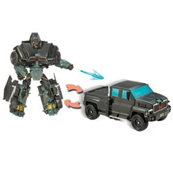 Transformers Fast Changer