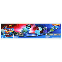 Hot Wheels lot piste Batman+série