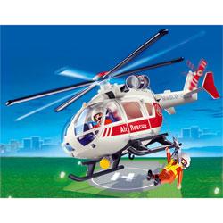 4222-Hélicoptère de Secours
