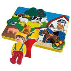 6746-Puzzle ferme