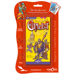 Jeu de cartes Camelot