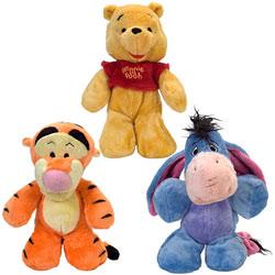 Winnie et ses amis 25cm