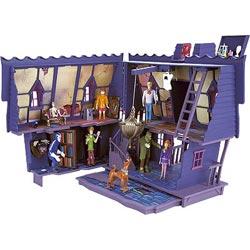 Le Manoir Hanté Scooby-Doo