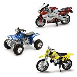 Moto bike 1/32ème