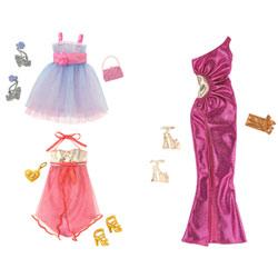 Robe de soirée Barbie