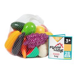 Filet de fruits et légumes