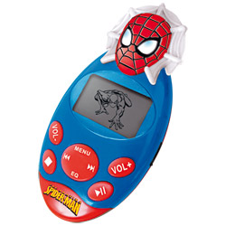 Lecteur MP3 Spiderman