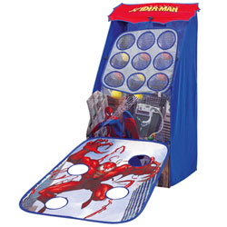 Jeu d'arcade 2 en 1 Spiderman