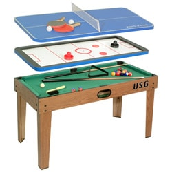 Table multi-jeux