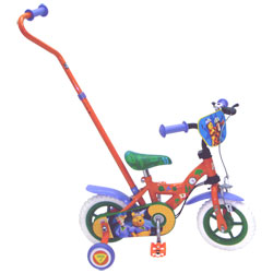 Vélo Winnie l'ourson