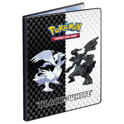 Cahier Range Cartes A4 Pokemon