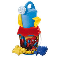 Seau Garni Spiderman et Arrosoir