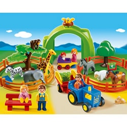 6754-Coffret Grand Zoo