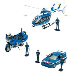 Coffret Gendarmerie