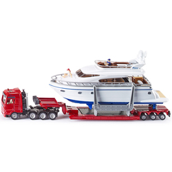 Convoi Exceptionnel Avec Yacht