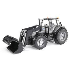 Tracteur LAMBORGHINI avec chargeur frontal