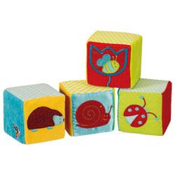 Cubes d'éveil Sophie la Girafe