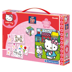 Mini Edukit Hello Kitty