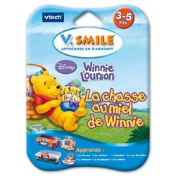 Jeu V.Smile Motion : Winnie