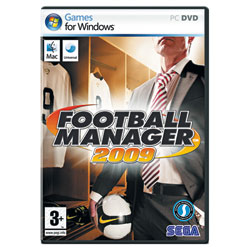 Football Manager 2009 sur PC