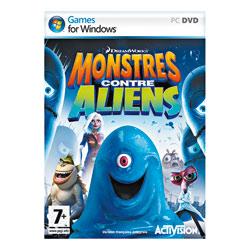 Monstres contre Aliens sur PC