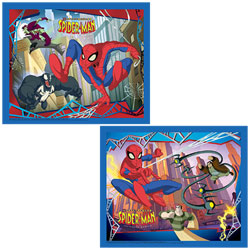 Puzzle 60 Pièces Spiderman