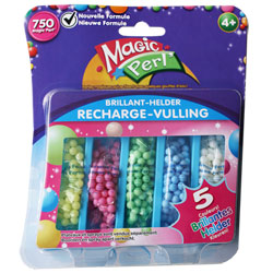 Recharge brillante magic perles Crayola