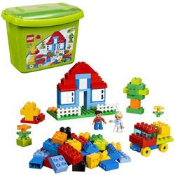 5507-Grande boîte de briques de luxe