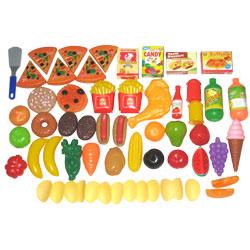 Coffret 60 aliments