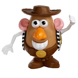 M. Patate Woody Toy Story 3
