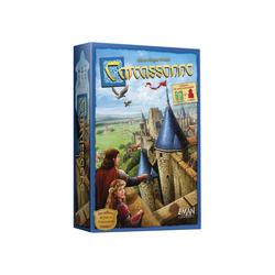 Le jeu Carcassonne