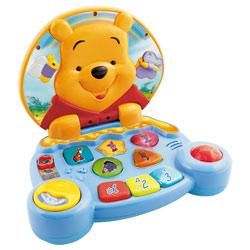 Mon petit ordinateur parlant Winnie