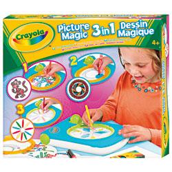 Dessin magique 3 en 1