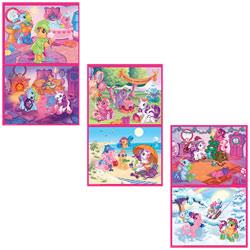 Puzzle 2X35 Pièces Little Pony