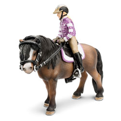 Set d'Equitation Poney