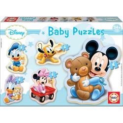 Puzzle Baby Mickey - Disney