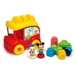Clemmy Le bus de Mickey