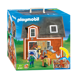 4142 - Playmobil - Ferme transportable