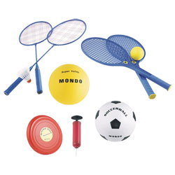 Set multisport 5 en 1