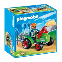 4143 - Playmobil Country - Agriculteur avec Tracteur