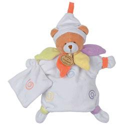 Marionnette Ours Nuage de couleurs