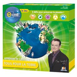 E=M6 le jeu Tous pour la terre