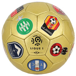 Ballon de foot Or