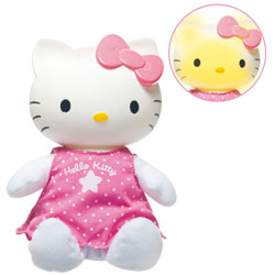 Bonne nuit Hello Kitty