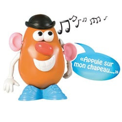 Mr. Patate interactif